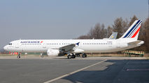 F-GMZC - Air France Airbus A321 aircraft