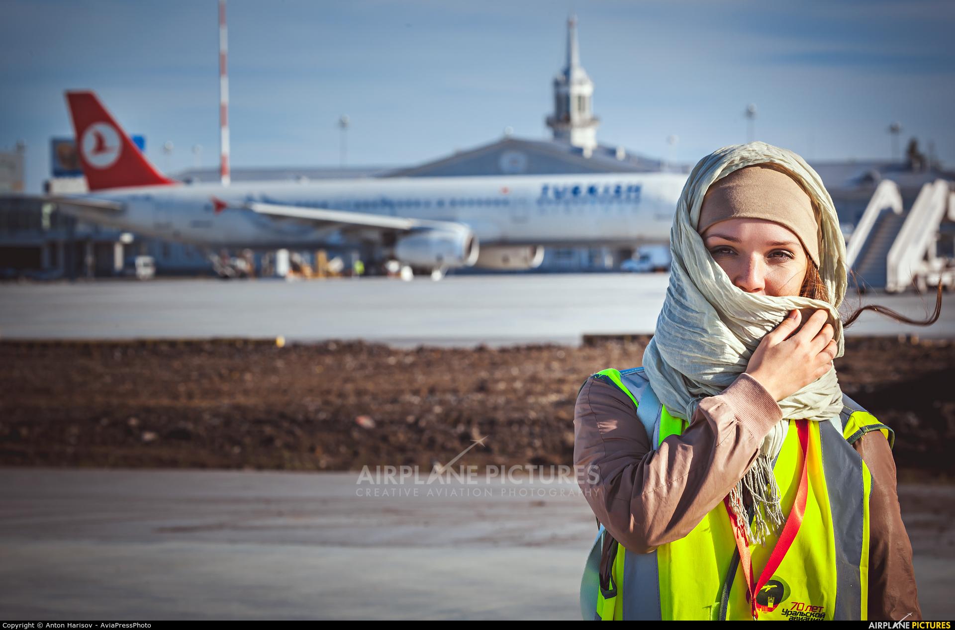 - Aviation Glamour - aircraft at Koltsovo - Ekaterinburg