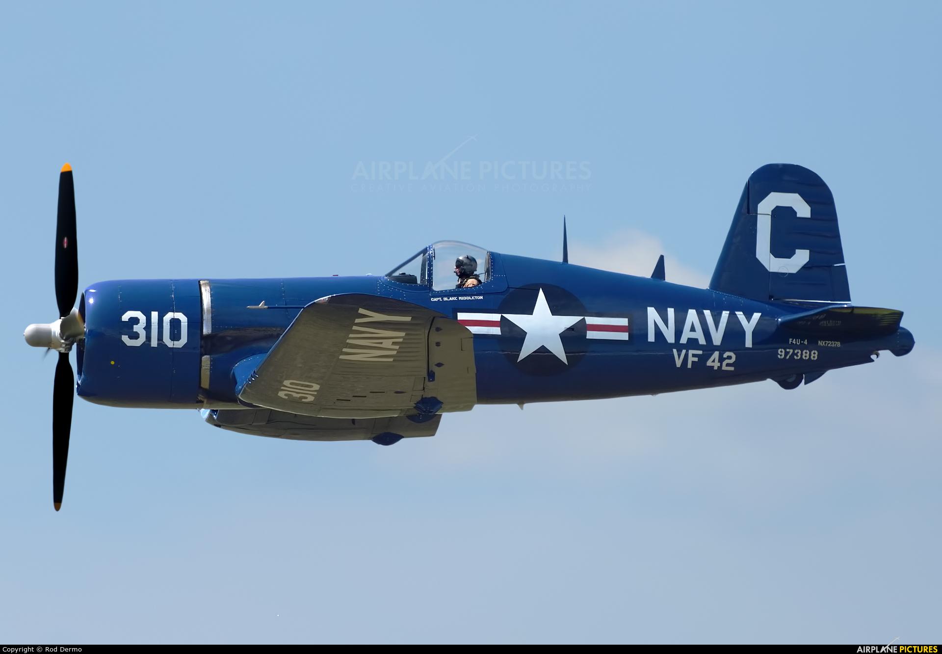 Private NX72378 aircraft at Detroit - Willow Run