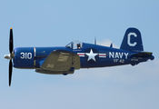 NX72378 - Private Vought F4U Corsair aircraft