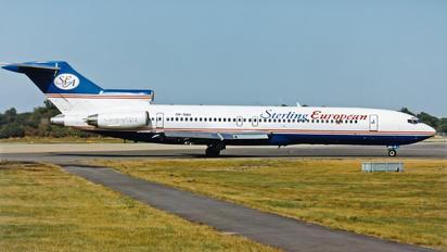 OY-SAU - Sterling Boeing 727-200