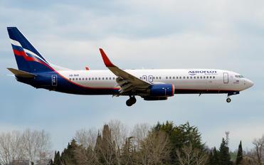 VQ-BHR - Aeroflot Boeing 737-800