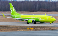 VP-BQD - S7 Airlines Boeing 737-800 aircraft