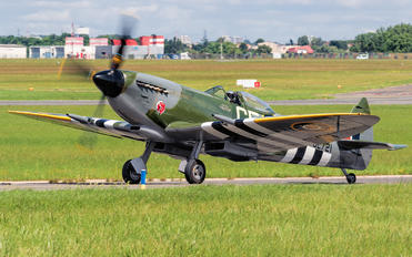 C-GVZB - Private Supermarine Spitfire LF.XVIe