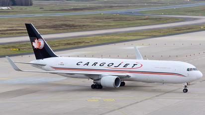 C-GAJG - Cargojet Airways Boeing 767-300F