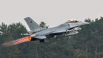 FA-103 - Belgium - Air Force General Dynamics F-16A Fighting Falcon aircraft