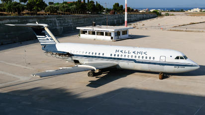 SX-BAR - Greece - Hellenic Civil Aviation Authority BAC 111