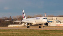 F-GMZD - Air France Airbus A321 aircraft