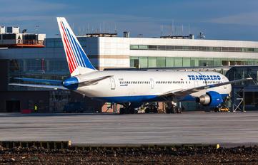 EI-DBF - Transaero Airlines Boeing 767-300