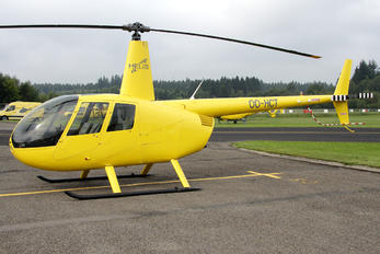 OO-HCT - Heli & Co Robinson R44 Astro / Raven