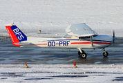OO-PRF - Belgian Flight School Reims F150 aircraft