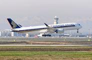 9V-SMZ - Singapore Airlines Airbus A350-900 aircraft