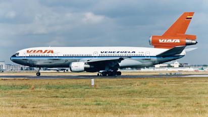 YV-138C - Viasa McDonnell Douglas DC-10-30