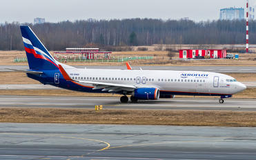 VQ-BWD - Aeroflot Boeing 737-800