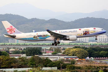 B-18355 - China Airlines Airbus A330-300