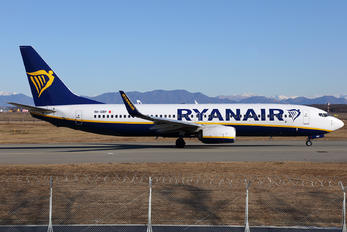 9H-QBP - Ryanair (Malta Air) Boeing 737-8AS