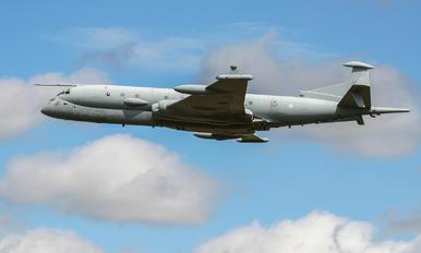 ZJ518 - Royal Air Force British Aerospace Nimrod MRA.4