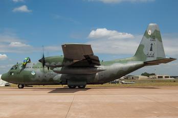 FAB2465 - Brazil - Air Force Lockheed C-130H Hercules