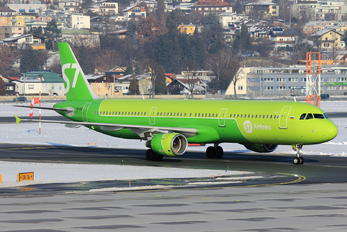 VQ-BQI - S7 Airlines Airbus A321