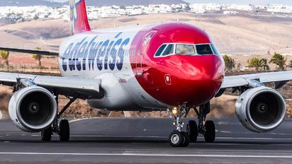 HB-JJK - Edelweiss Airbus A320