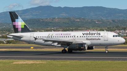 N504VL - Volaris Costa Rica Airbus A319