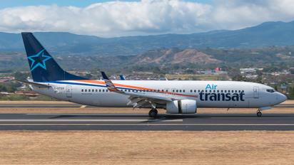 C-GTQX - Air Transat Boeing 737-800