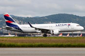 PR-TYG - TAM Airbus A320