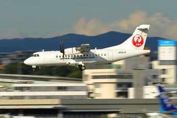 JA04JC - JAL-  Japan Air Commuter ATR 42 (all models)