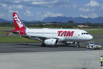 PT-TML - TAM Airbus A319