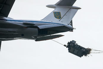 76732 - Ukraine - Air Force Ilyushin Il-76 (all models)