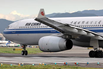 B-6530 - Air China Airbus A330-300
