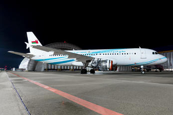 555 - Oman - Air Force Airbus A320 CJ