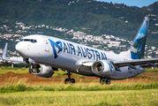 F-ONGB - Air Austral Boeing 737-800 aircraft