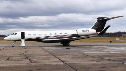 N652FX - FlexJet Gulfstream Aerospace G650, G650ER