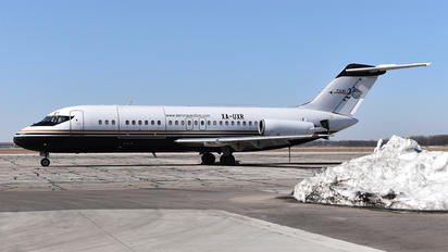 XA-UXR - Aeronaves TSM McDonnell Douglas DC-9