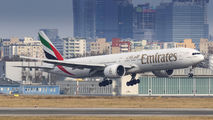 A6-EPQ - Emirates Airlines Boeing 777-300ER aircraft