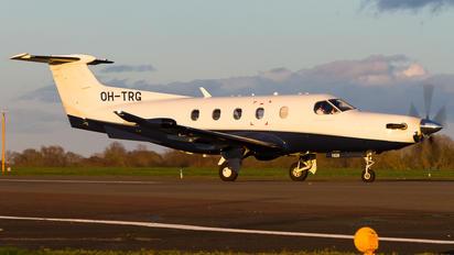 OH-TRG - FLY 7 Executive Aviation SA Pilatus PC-12