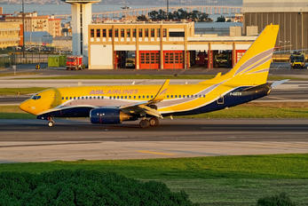 F-GZTO - ASL Airlines Boeing 737-700