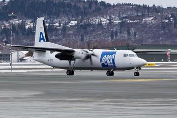 SE-MFD - AmaPola Flyg Fokker 50F