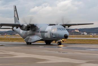 021 - Poland - Air Force Casa C-295M