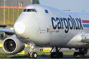LX-VCD - Cargolux Boeing 747-8F aircraft