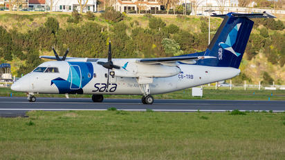CS-TRB - SATA Air Açores de Havilland Canada DHC-8-200Q Dash 8