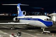 HA-LCA - Malev Tupolev Tu-154B-2 aircraft