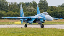 39 - Ukraine - Air Force Sukhoi Su-27P aircraft