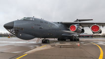 UK-76007 - Uzbekistan Air Force Ilyushin Il-76 (all models) aircraft