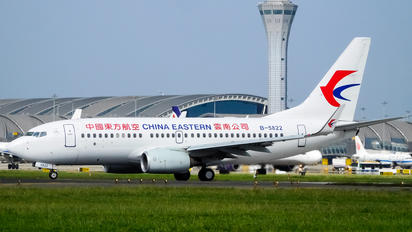 B-5822 - China Eastern Airlines Boeing 737-700