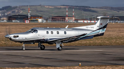 HB-FWG - Private Pilatus PC-12
