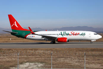 EI-GRS - AlbaStar Boeing 737-800