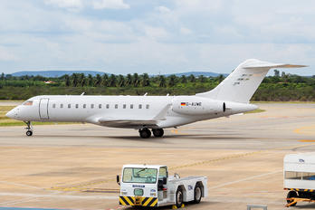 D-AUWE - FAI Rent-A-Jet Bombardier BD-700 Global 5000