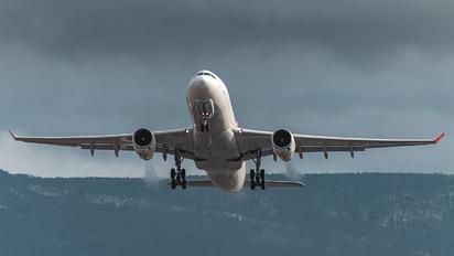 TC-JDS - Turkish Cargo Airbus A330-200F